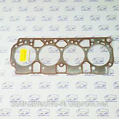 Прокладка ГБЦ головки блока цилиндров двигатель Д-240 (50-1003020-02-03) металл с герметиком МТЗ (Минск)