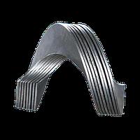 Спираль шнека для древесной тырсы