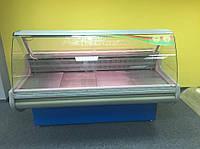 Б/у Холодильная витрина Верона 1,8 среднетемпературная РОСС