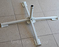 Подставка для зонтов раскладная металлическая усиленная (4 ноги) DJV/5