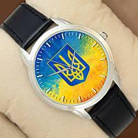 Часы настенные Патриотические Слава Україні Героям Слава