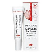 Крем для кожи вокруг глаз с витамином А Derma E