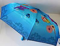 """Зонт женский с цветочным рисунком от фирмы """" Flagman"""""""
