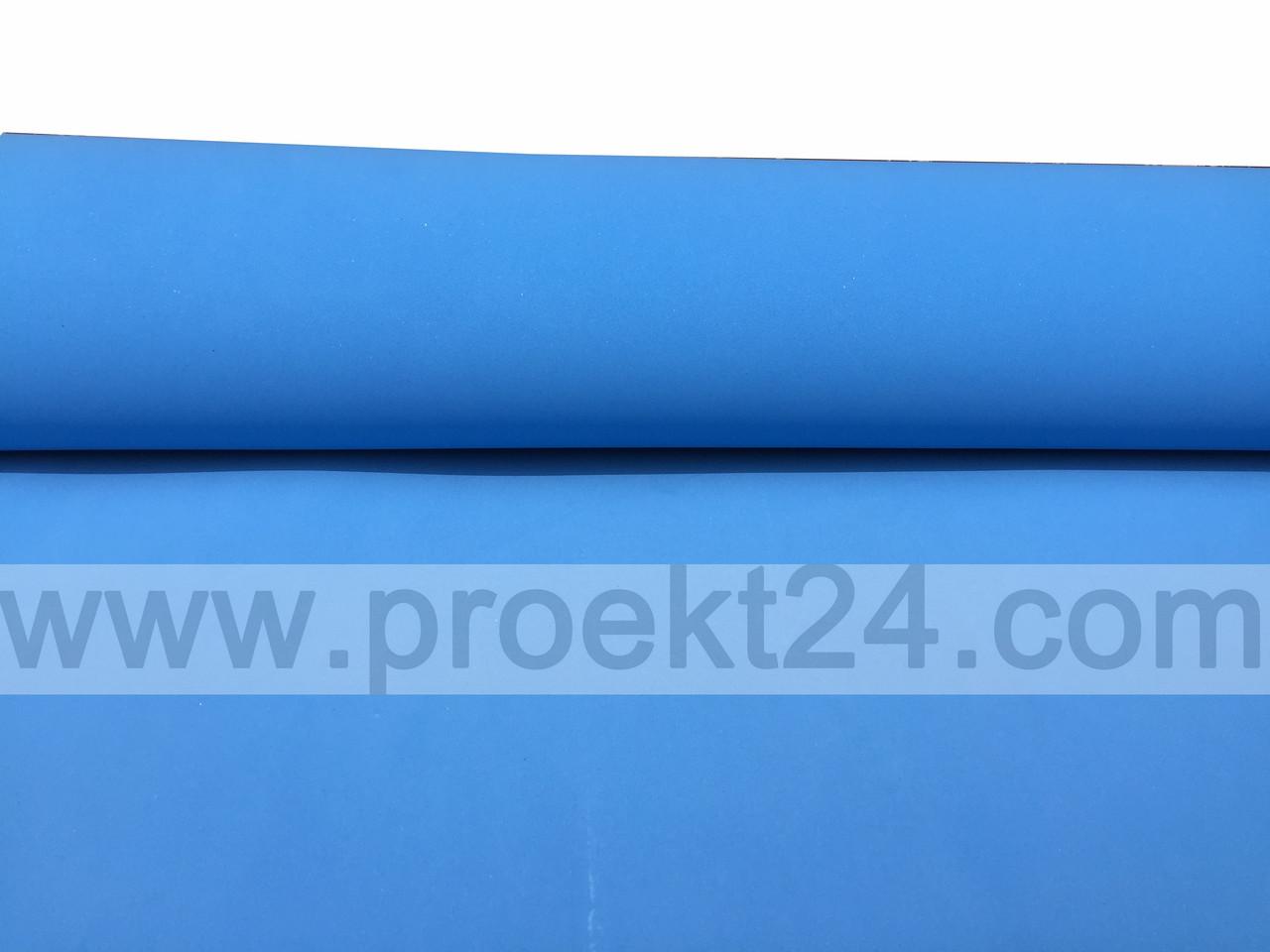Материал ЭВА (EVA) 3мм голубой в листах