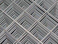 Сетка армирующая 100х100х4 (0,5х2), фото 1