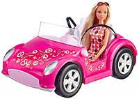 Кукла Steffi Штеффи и кабриолет 5738332 SIMBA Оригинал