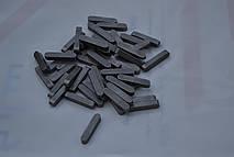 Шпонка 18х11 DIN 6885 тип А
