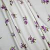 Купить ткань в стиле прованс tomilio розы сиреневые испания