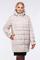 Зимняя женская куртка Марелла большые размеры