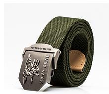 Тактический пояс «Navy Seal» 120 см хаки