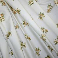 Купить ткань в стиле прованс tomilio розы бежевые испания