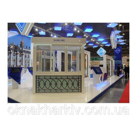 Раздвижная система остекления балконов и лоджий, фото 1