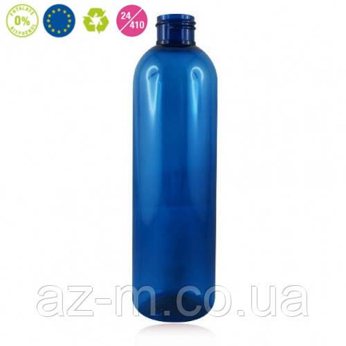 Бутылка 24/410 синяя, 250 мл