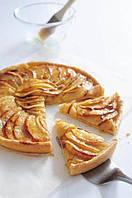 Яблочный пирог с кальвадосом