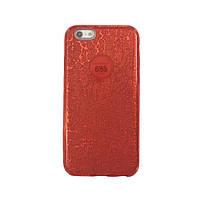Чехол силиконовый Mask Collection RED для iPhone 6