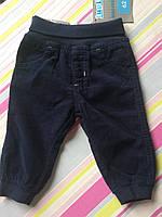 Штаны вельветовые детские Lupilu для мальчика,2-4 мес