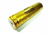 Аккумулятор 18650 (Li-ion) литий-ионный 3.7V 6800mAh