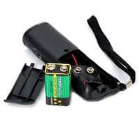 Ультразвуковой отпугиватель-дресеровка собак AD-100 с фонариком