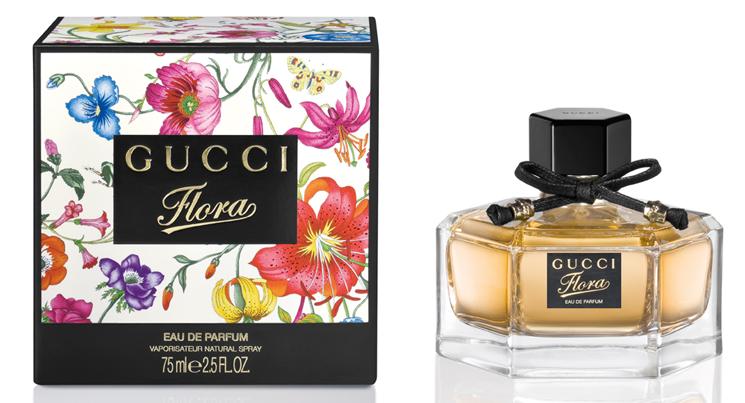 оригинал Gucci Flora By Gucci Eau De Parfum New Design 75ml Edp
