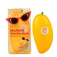 Солнцезащитный крем Tony Moly Magic Food Mango Mild Sun Block SPF50+ PA+++