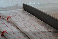 Маты для теплого пола 20 мм с экструдированного пенополистирола