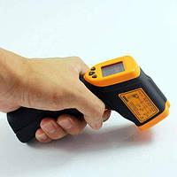 Инфракрасный термометр, градусник AR360A с лазерным визиром