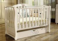 Детская кроватка Magic Dream маятник White Baby Dream