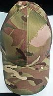 Кепка военная Камуфляж (Мультикам)