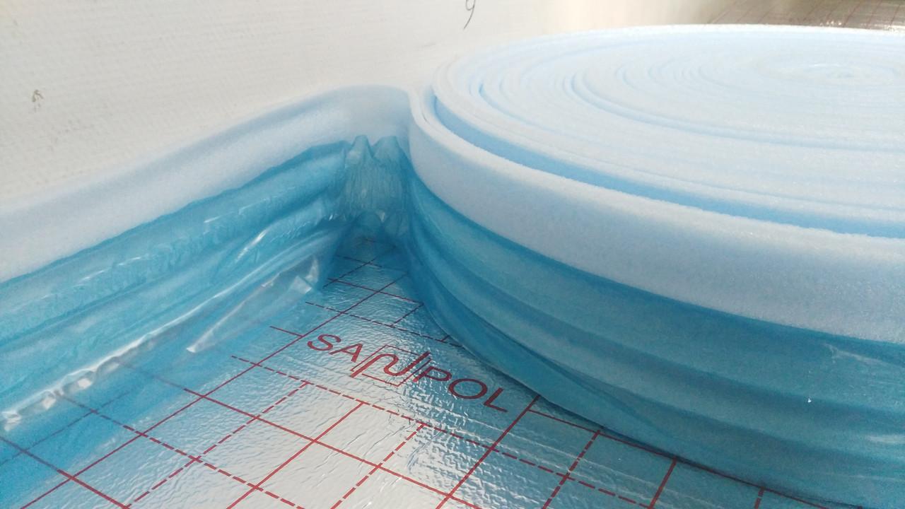 Маты для теплого водяного пола 20мм пенополистирольные
