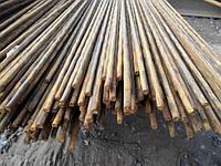 Круг стальной гладкий бывает от 6,5 мм до 270 мм в диаметре по разным маркам стали, длиной от 1м до 12м