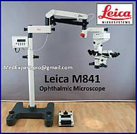 Операционный офтальмологический микроскоп Leica M841 Ophthalmic Microscope