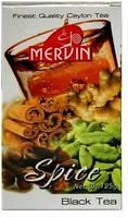 Чай Mervin Spice Спайс Черный ОРА 100 гр.