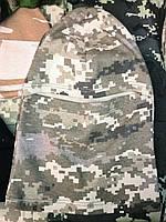 Балаклава военная светлый Пиксель (маска, подшлемник)
