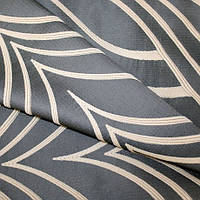 Купить ткань для штор sano коречнево-бежевая