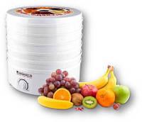 Сушилка для овощей и фруктов Grunhelm BY 1162 (520 Вт, овощесушилка)