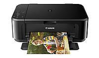 Многофункциональный цветной струйный принтер Canon PIxma MG3650   DUPLEX WIFI (черный)