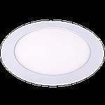 """Светодиодный встраиваемый светильник Ilumia 028 RL-12-150-NW 12W 4000K """"Круг"""", фото 2"""