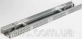 ACO Profiline, канал с оцинкованной стали, регулируемая высота 55 - 78 мм , длина 1 м.  (Германия)