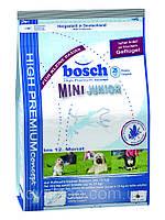 Bosch Mini Junior (Бош Мини Юниор) 15 кг для щенков мелких пород