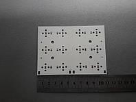 Печатная плата на алюминиевой основе 110*80 мм
