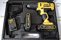 Шуруповерт акумуляторний DeWALT 18V, LI-ION, DCD776, фото 1