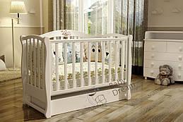 Детская кроватка Magic Dream с комодом VIP