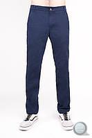 Мужские штаны (чиносы) Urban Planet - Chino NVY (синий)