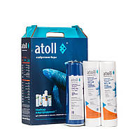 Картриджи для системы обратного осмоса atoll Набор картриджей atoll Комплект картриджей Atoll ЭКО202