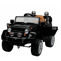 Электромобиль Джип для детей T-7813 BLACK