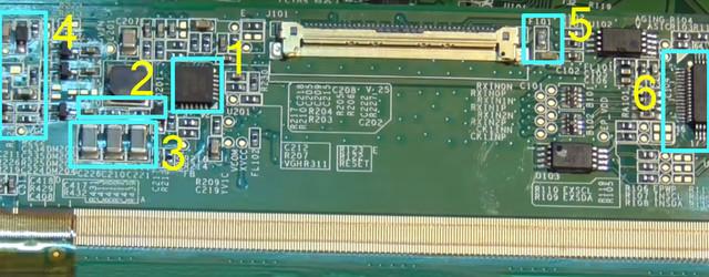 Плата дешифрации как починить ноутбук дисплей плату шлейф компьютер быстро недорого качественно в короткий срок