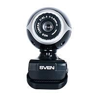 Веб-камера Sven IC-300 black-silver черный-серебро оригинал Гарантия!