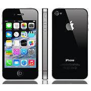 Apple iPhone 4S 32 GB  White and black Black