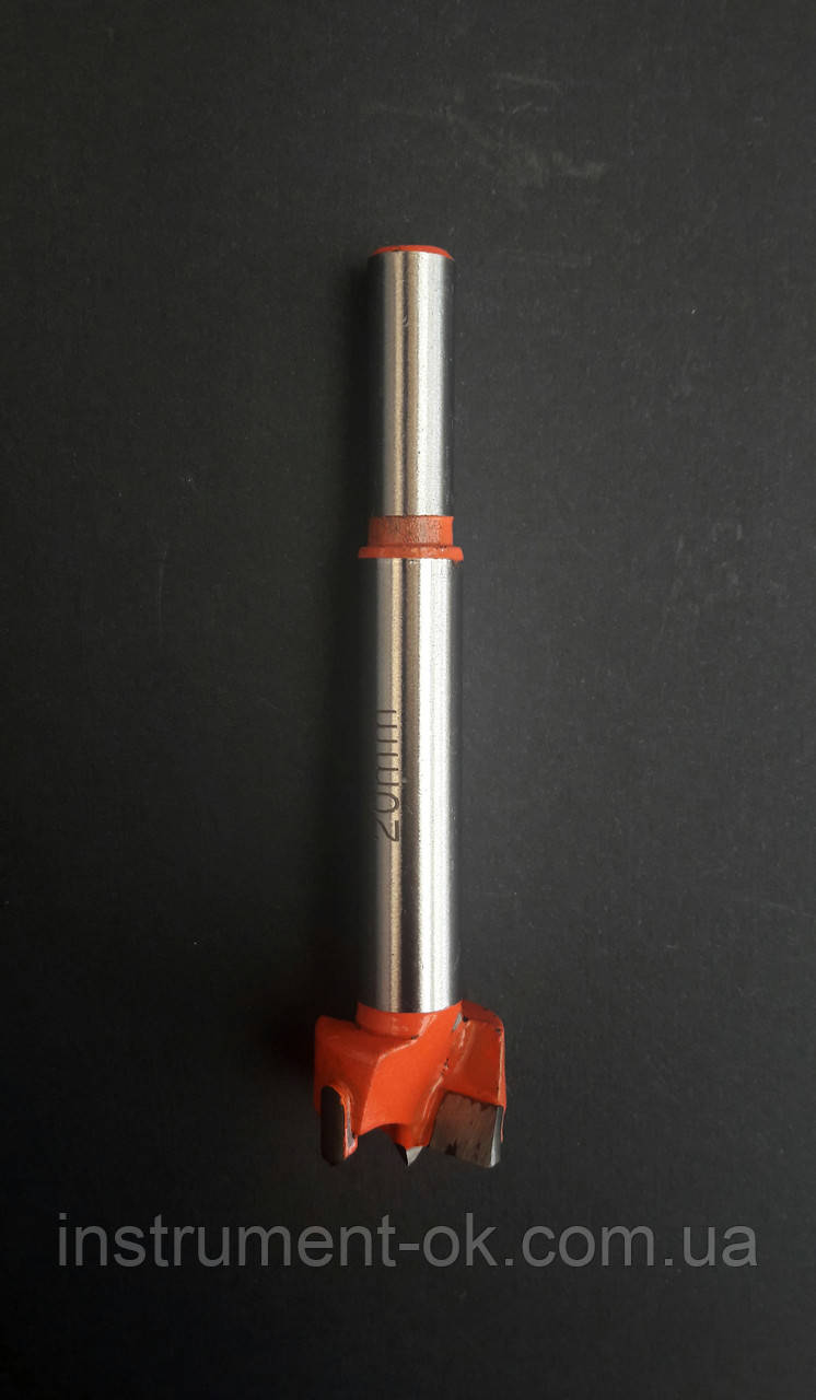 Сверло Форстнера 20 мм под мебельную петлю