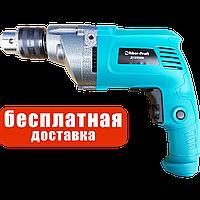 Электродрель с патроном 13 мм на ключ, 950 Вт, с регуляцией и реверсом, Riber Д13/950М